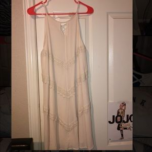 Off-White Simple Detail Dress